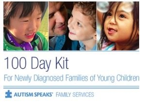 100 day kit Tool for Autism