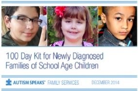 100 days schooling toolkit for kids with autism