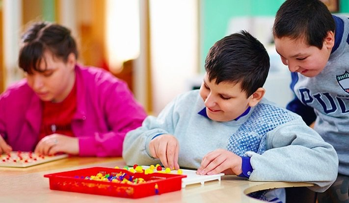 Learning activities for autistic children could be fun